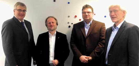 BDB-Frankfurt Rhein Main im Gespräch mit Bürgermeister Cunitz