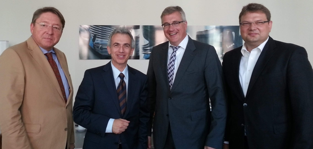 BDB-Frankfurt Rhein Main im Gespräch mit OB Feldmann