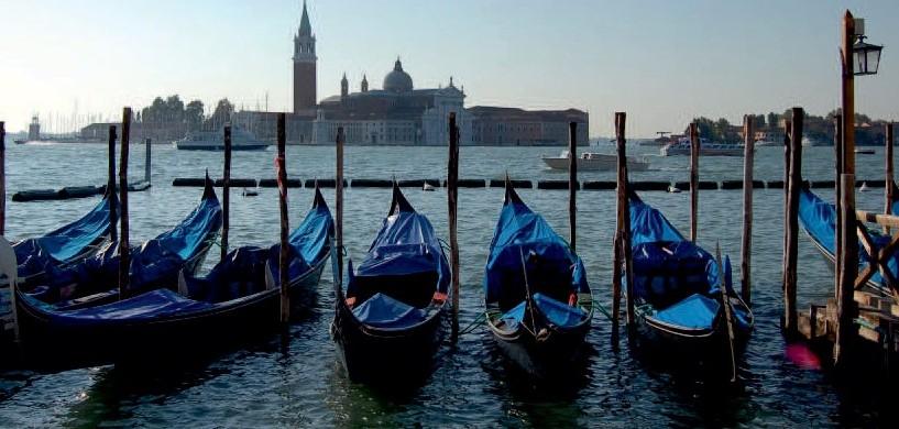 Bild Gondeln Venedig (web)