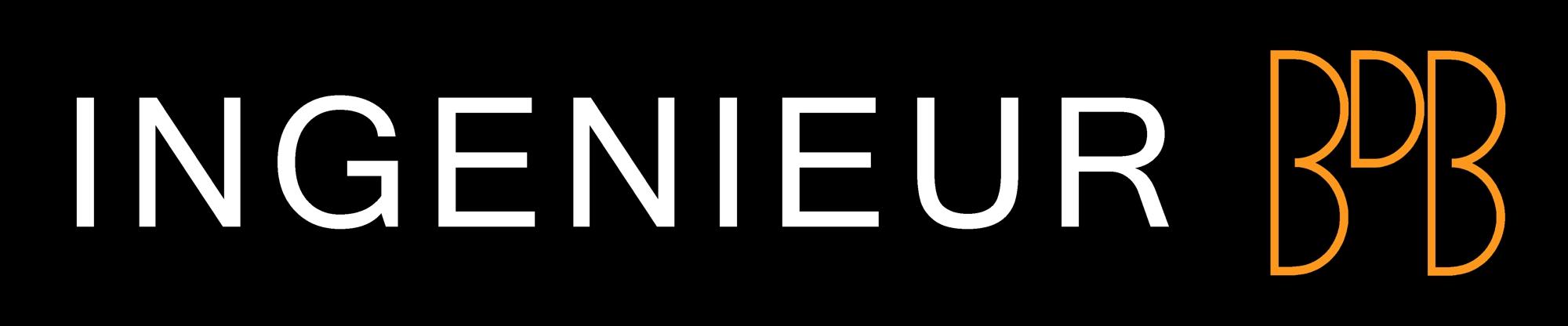 Logo Ingenieur BDB (schwarz ohne Rahmen, 2000x414)