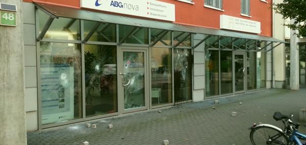 14_09_29 Anschlag ABG-Büro
