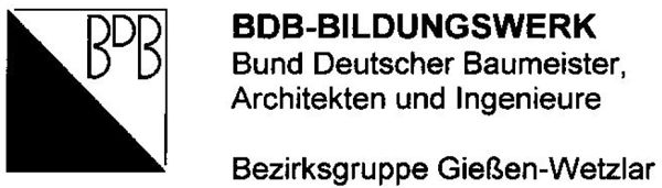 LOGO BDB-Bildungswerk BG Gießen Wetzlar