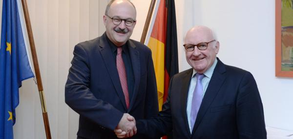 15_12_09 Dr. Meister, BDB-Präsident Wagner_BDB-Bund