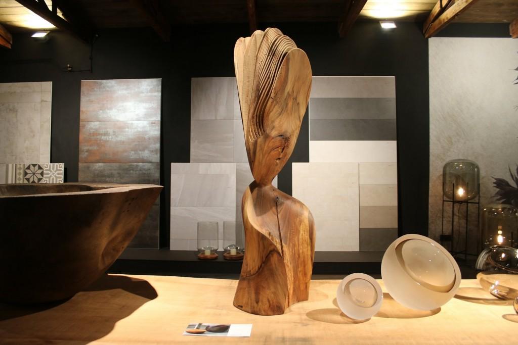 """""""Must haves – Kleine Skulpturen"""" Foto: Scenario Wohnen + Bauen Fotograf: Edda Rössler"""