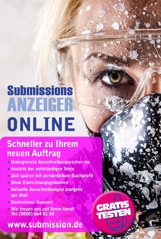 Submissions-Anzeiger
